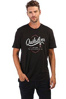 Футболка Quiksilver Ssclateseatales Black