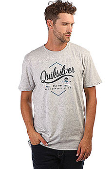 Футболка Quiksilver Ssclateseatales Heather