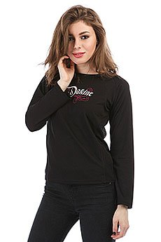 Лонгслив женский Dakine Rapture Riders Jersey Black