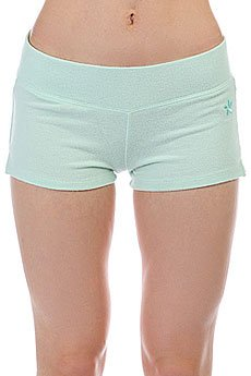 Шорты женские Dakine Kaia Fleece Short Seafoam Green