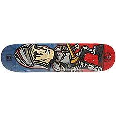 Дека для скейтборда Юнион George 1 Blue/Red/Multi 31.85 x 7.87 (20 см)