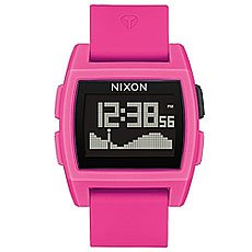 Электронные часы Nixon Base Tide Pink