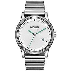 Кварцевые часы Nixon Station White
