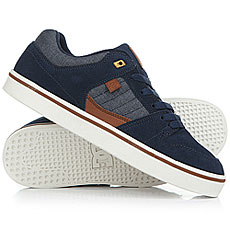 Кроссовки DC Course Navy/Blue/White