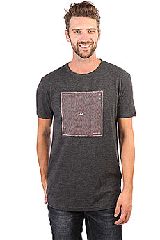 Футболка Quiksilver Sspreteheatwave Charcoal Heather