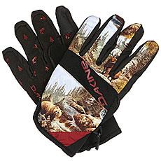Перчатки Dakine Crossfire Glove Paradise