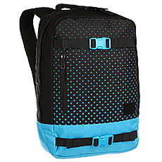 Рюкзак спортивный Nixon Del Mar Backpack Black/Blue