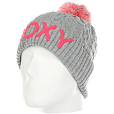 Шапка женская Roxy Fjord Beanie Heritage Heather