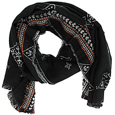 Шарф женский Roxy Heaven Of Curio Anthracite Tribal