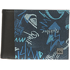 Кошелек Quiksilver Freshness Dark Denim