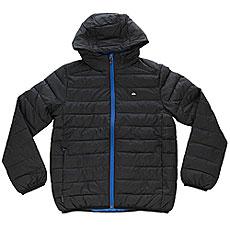 Куртка зимняя детская Quiksilver Scalyyouth Black