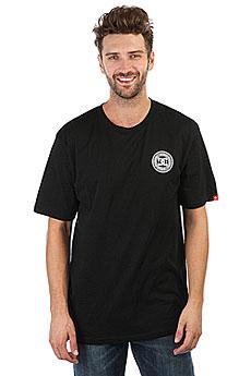 Футболка DC Skate Circle Black