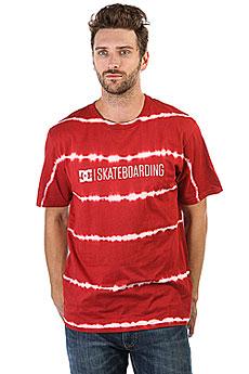 Футболка DC Minimal Rio Red