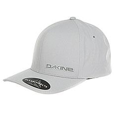 Бейсболка классическая Dakine Delta Rail Grey