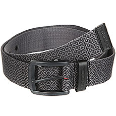 Ремень Dakine Deckard Belt Stacked Black
