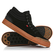 Кеды высокие DC Evan Smith Hi S Black/Gum