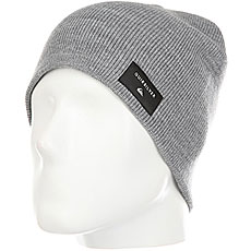 Шапка Quiksilver Cushy Hats Grey Heather