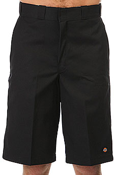 Шорты джинсовые Dickies 11 Inch Industrial Work Short Black