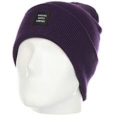 Шапка Herschel Abbott Pr Purple