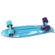 Скейт мини круизер Ridex Abec Nine Nylon Paradise 6 X 22 (56 См)