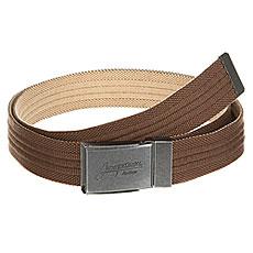 Ремень Запорожец Webbing Belt Brown/Beige