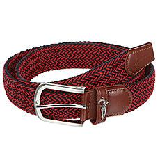 Ремень Запорожец Classic Elastic Belt Navy/Red