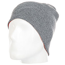 Шапка Quiksilver Beanie Hats Grey Heather