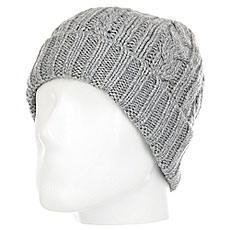 Шапка Quiksilver Flynt Beanie Hats Grey Heather