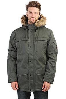 Куртка парка Quiksilver Stormdrop5k Urban Grey