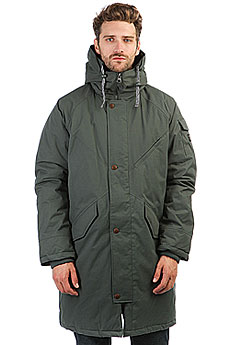 Куртка парка Quiksilver Kayapa Urban Grey