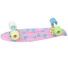Скейт мини круизер Пластборды Union Dots 6 x 22.5 (57.2 см)