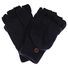 Варежки женские Roxy Knit Mittens Peacoat