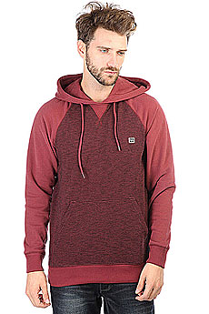 Толстовка кенгуру Billabong Balance Pullover Fig Heather