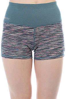 Шорты женские Roxy Nakkan Short Blue Coral