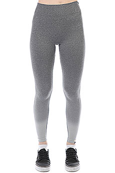 Штаны спортивные женские Roxy Pass Pant Charcoal Heather