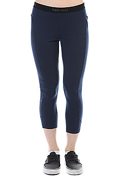 Термобелье (низ) Super Natural Base 3/4 Tight 175 Ocean Deep
