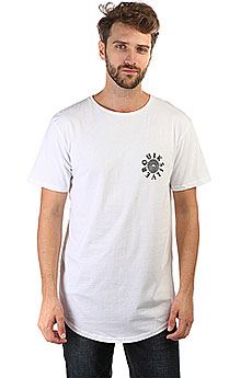 Футболка Quiksilver Sscallopterisin White