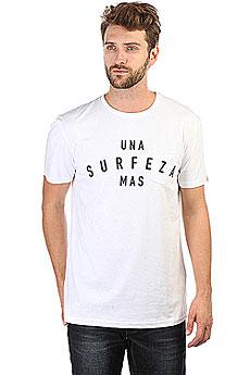 Футболка Quiksilver Sssustesurfeza White