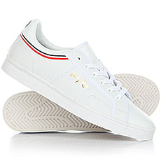 Кеды низкие Fred Perry B721 Leather Clean White