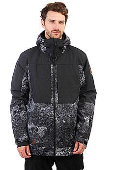 Куртка утепленная Quiksilver Tr Ambition Marine Iguana Bw