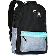 Рюкзак Billabong All Day Pack Black/Mint