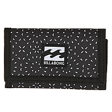 Кошелек Billabong Atom Wallet Black/White