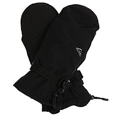 Варежки Quiksilver Mission Mitt Black