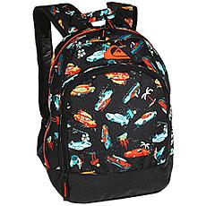 Рюкзак школьный детский Quiksilver Chompine Black
