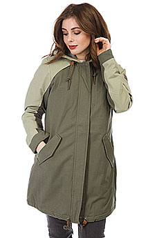 Куртка женская Roxy Moonlightdance Dusty Olive