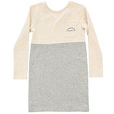 Платье детское Roxy Lazy Monday G Metro Heather