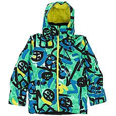 Куртка утепленная детская Quiksilver Mission Pr Yo J B Snjt Arkaid Green