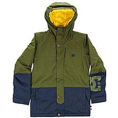 Куртка утепленная детская DC Defy Youth Jkt Chive