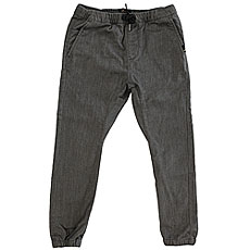Штаны прямые детские Quiksilver Fonicboy K Dark Grey Heather