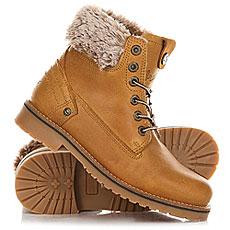 Ботинки зимние женские Wrangler Creek Alaska Camel Brown